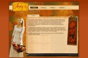 Webpräsentation für Twigi