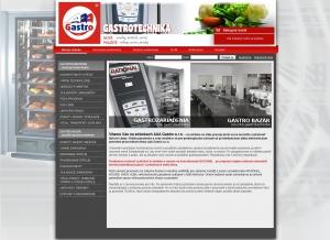 Internetgeschäft für AAA Gastro, s.r.o.