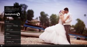 Webpräsentation für BubiPhoto