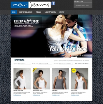 Online shop for JGI,spol.s.r.o.