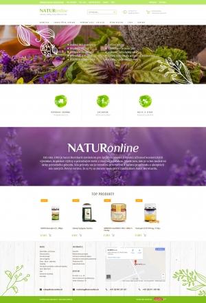 Online shop for EU-Netz s.r.o.