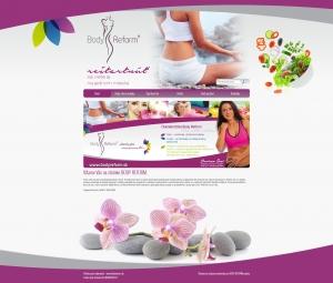Web presentation www.bodyreform.sk