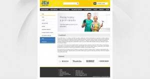 Internetgeschäft für JKM servis, s.r.o.