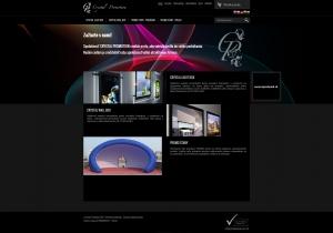 Online shop www.crystalpromotion.sk