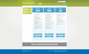 Online shop for free-zona s.r.o.