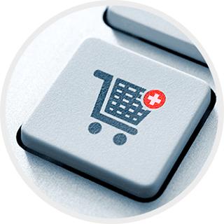 PRODUKTION VON E-SHOPS