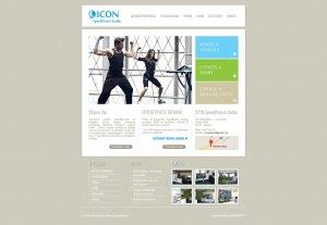 Webpräsentation - www.iconspeedfitness.sk