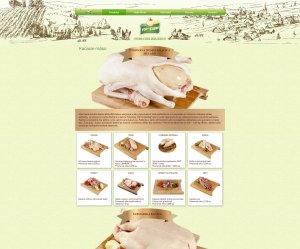 Webpräsentation - www.top-farm.sk