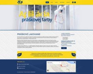 Webpräsentation - www.jkmservis.sk